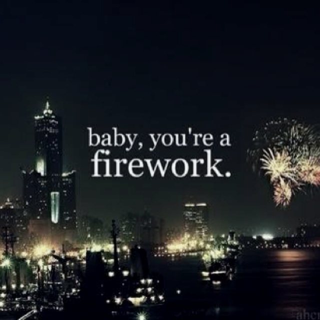 Firework ~Katy Perry