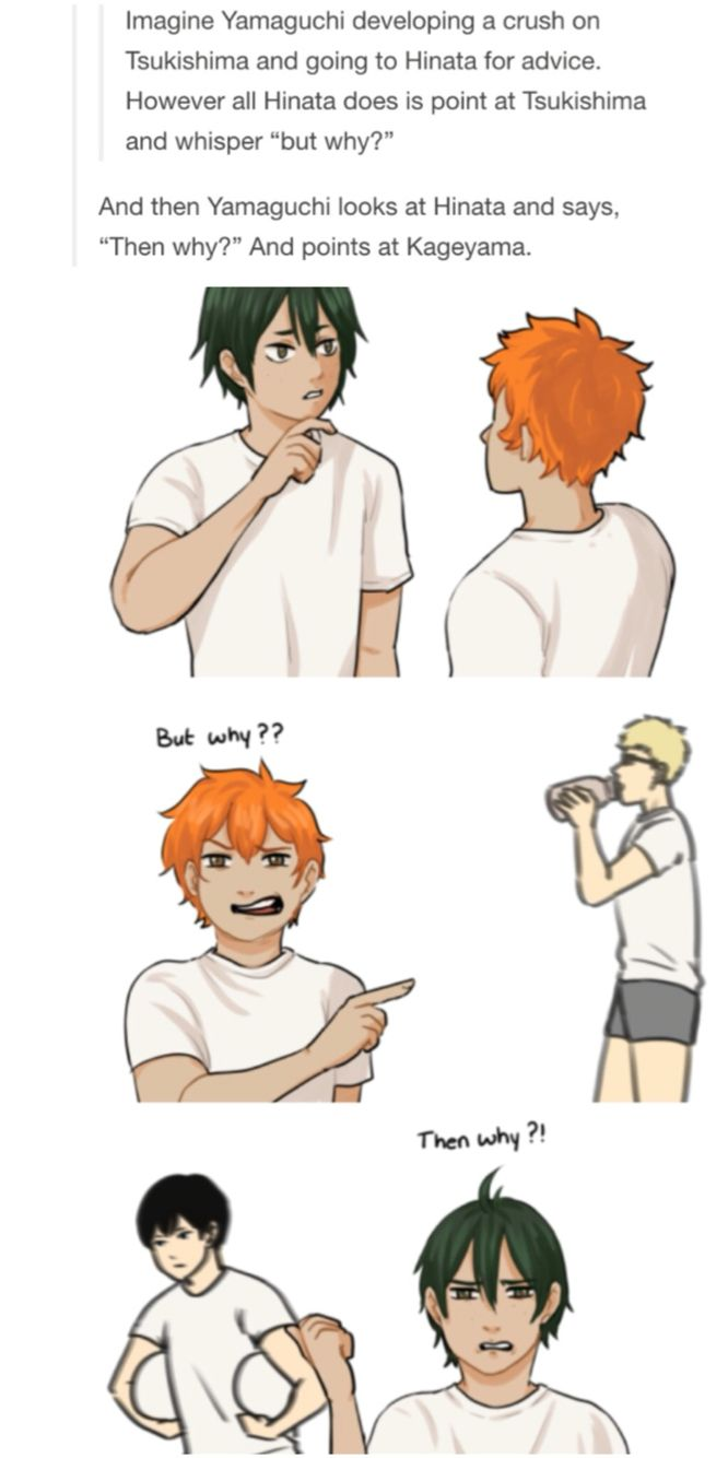 Tsukishima is a precious cinnamon roll that is too good for this world