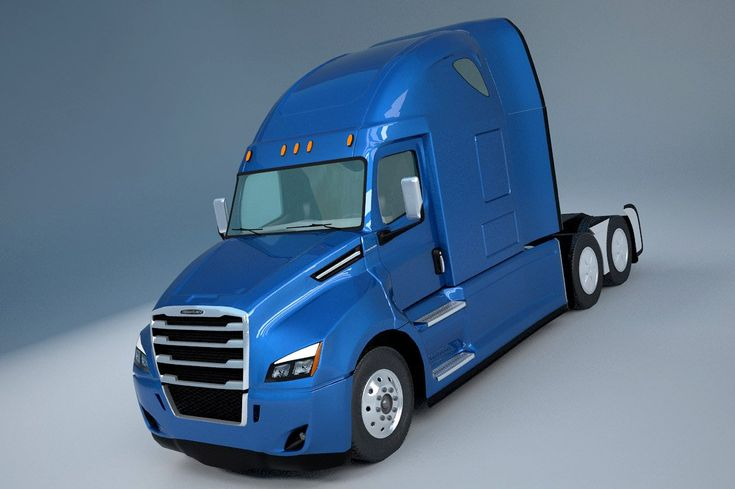 Freightliner Cascadia 2017semi Truck Freightliner Freightliner Cascadia Trucks