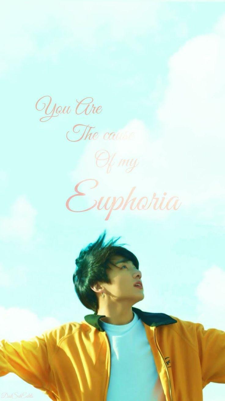 Take My Hands Now Euphoria Love Yourself Wonder Bts Jungkook Wallpaper Jungkook Bts