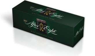 Who doesn't like @Nestle 'After Eight'? Gluten free: After Eights Dark Mint and After Eights Mint Straws