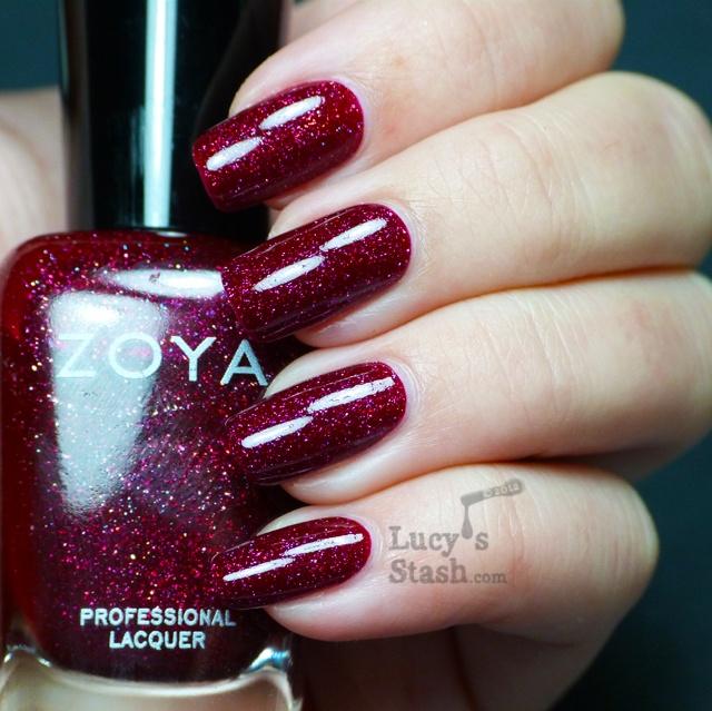 20 best Dark Red Nails images on Pinterest | Burgundy nails, Dark ...