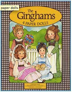 Free Printable Vintage Paper Dolls