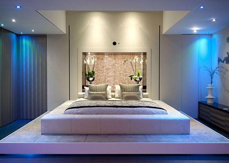 Le Bijou Luxury bedroom design