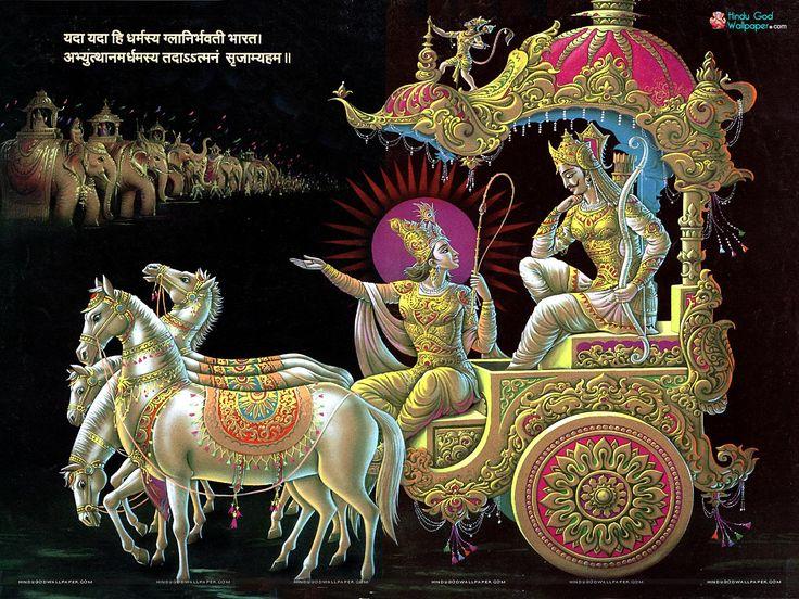 Mahabharat HD Wallpapers Free Download