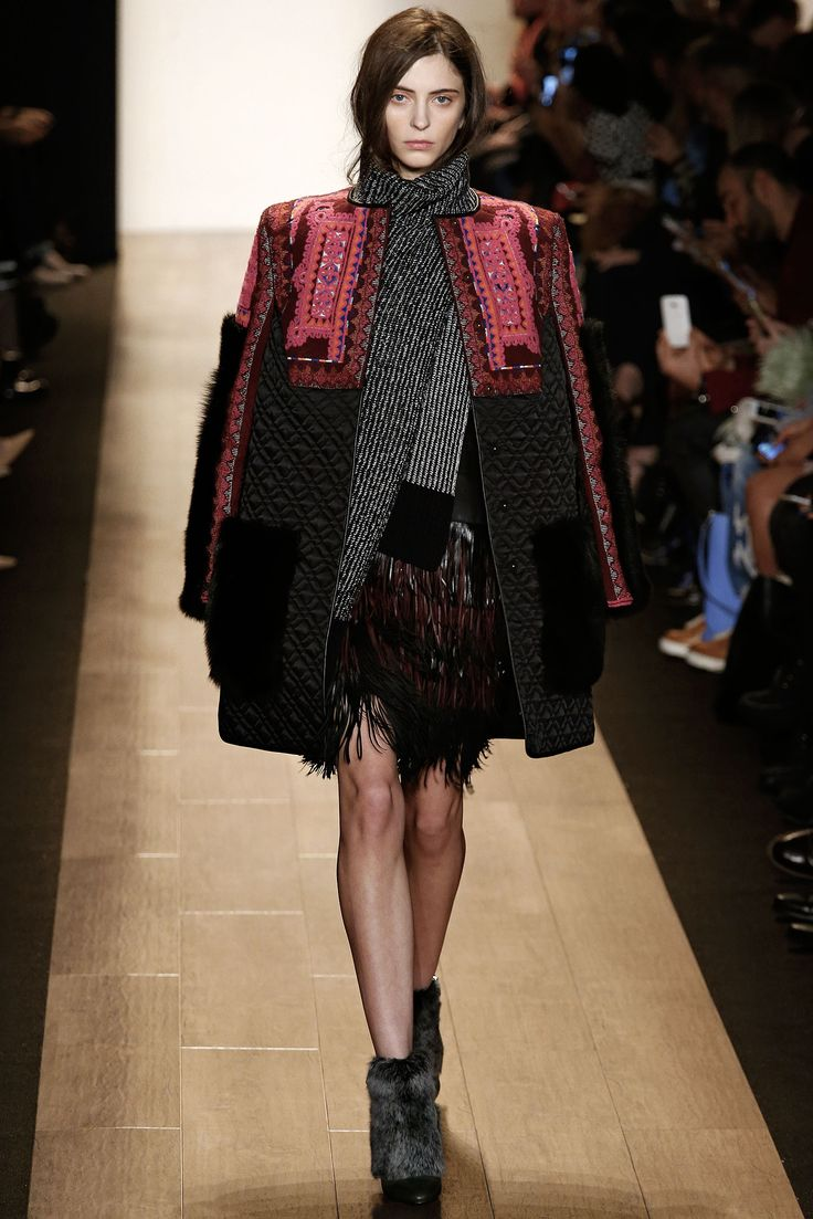 bcbg max azria fashion pics | Show Review: BCBG Max Azria Ready-to-Wear Fall 2015