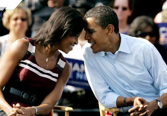 images with barack and michelle | Barack and Michelle: The True Power Couple