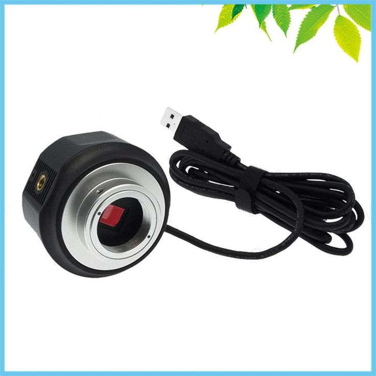 5.0 MP Biological Stereo Microscope Eyepiece Electronic Digital Eyepiece USB Video CMOS Camera for Image Video Capture