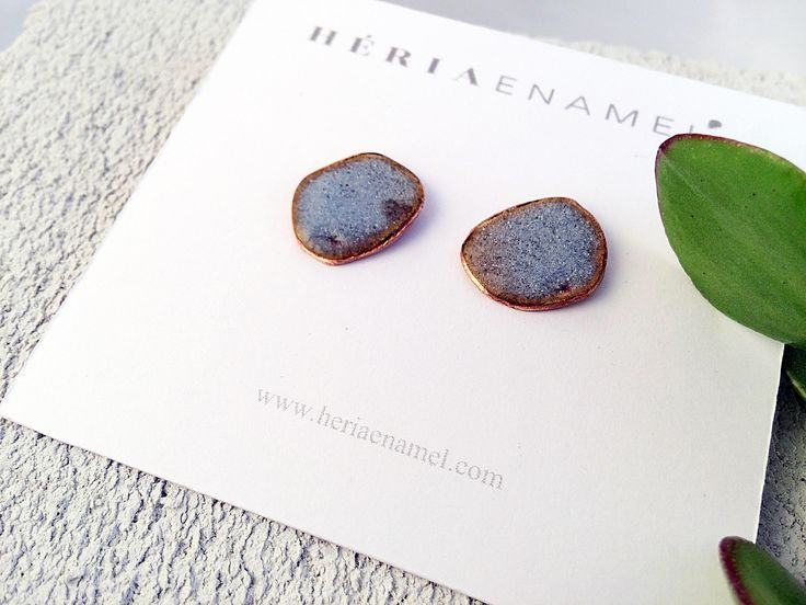 A personal favourite from my Etsy shop https://www.etsy.com/listing/579873568/contemporary-enameled-earring-gift