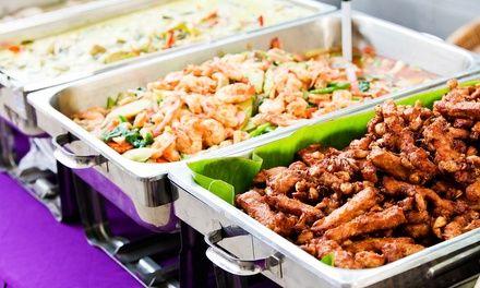 Buffet asiatique à volonté pour 1, 2 ou 4 - Restaurant NIPPON GRILL à Nantes