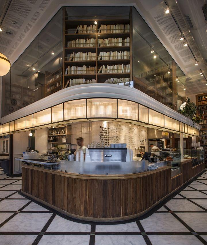 DADA&DA Restaurant, Deli & Bar by Studio Yaron Tal, Tel Aviv – Israel » Retail Design Blog