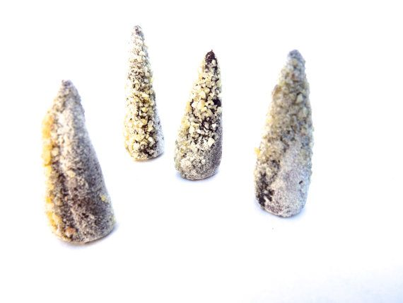 lavender and frankicense incense cones by good4you on Etsy, $5.00
