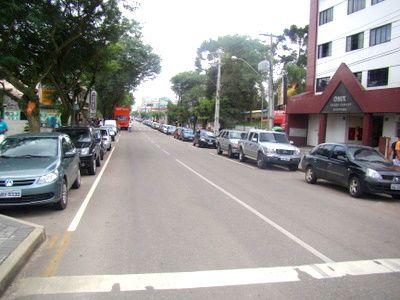 Avenida Victor do Amaral - Araucária. Galeria de Fotos | Prefeitura Municipal de Araucária