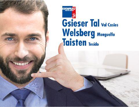 29.05.2017: Von unserer Internet-Telefonie für Betriebe ROL Voice Business ist auch der Tourismusverein Gsiesertal-Welsberg-Taisten überzeugt!