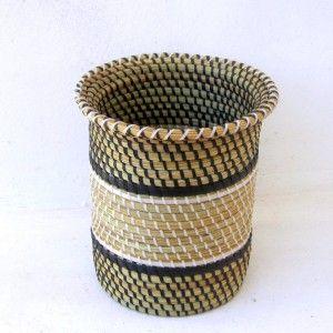 BASK169B-Zulu planter with lip