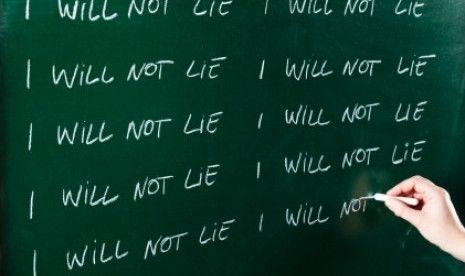 Mengapa di Surga Tidak Ada Orang Berbohong?