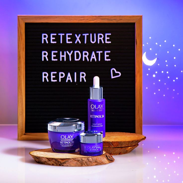 Shop the retinol collection now. Get 25 off + free
