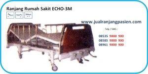 Jual Ranjang Pasien ECHO-3M  Pusatnya Ranjang Pasien Rumah Sakit Berbagai Jenis. Harga Murah, Ordernya Mudah, Stock Banyak, Berkualitas Bisa Dikirim, Bisa Transfer Atau Bayar Ditempat.  Fast Response Call Customer Service Kami : Telepon : 08786 9000 900 / 08787 9000 900 / 021-9795 9475 / 021- 9795 9470 BBM : 29398F87 / 27811AD6 YM : CSGESUNDE   Grab It Fast !!!