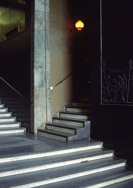 Stockholm Public Library, Stockholm | Erik Gunnar Asplund, architect