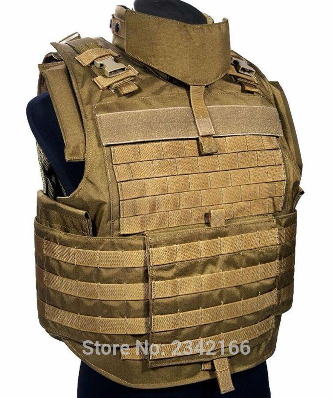 Hot Saling FLYYE genuine MOLLE MTV Vest Military Tactical Vest FY-VT-M018