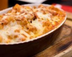 Lasagnes aux saucisses Knacki® (facile, rapide) - Une recette CuisineAZ