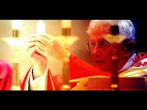 Witaj Pokarmie - Papież Benedykt XVI