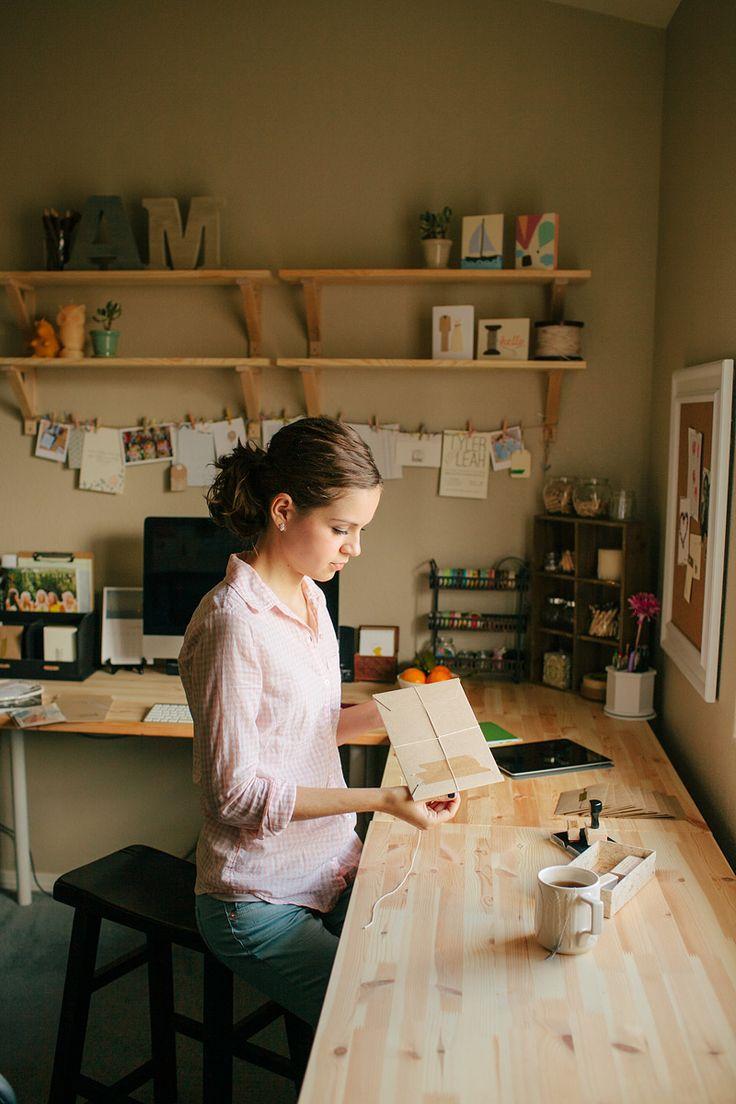 anastasia marie // creative workspace / studio