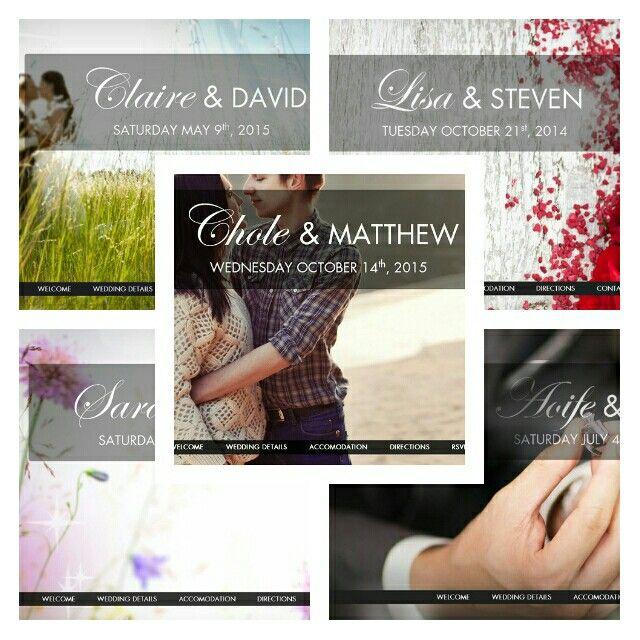 15 best images about Elegant wedding websites on Pinterest   Trees ...