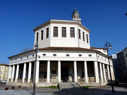 """Rovigo - Tempio della Beata Vergine del Soccorso (""""Temple of the Blessed Virgin of Assistance"""")"""