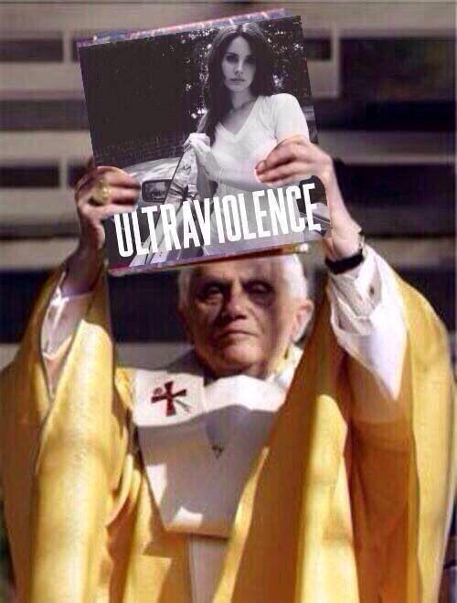Ultraviolence Lana Del Rey And Funny Image Lana Del