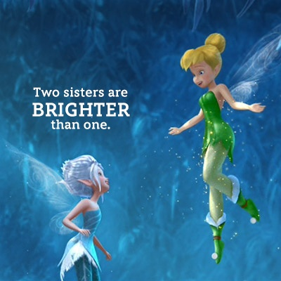 #DisneyFairies