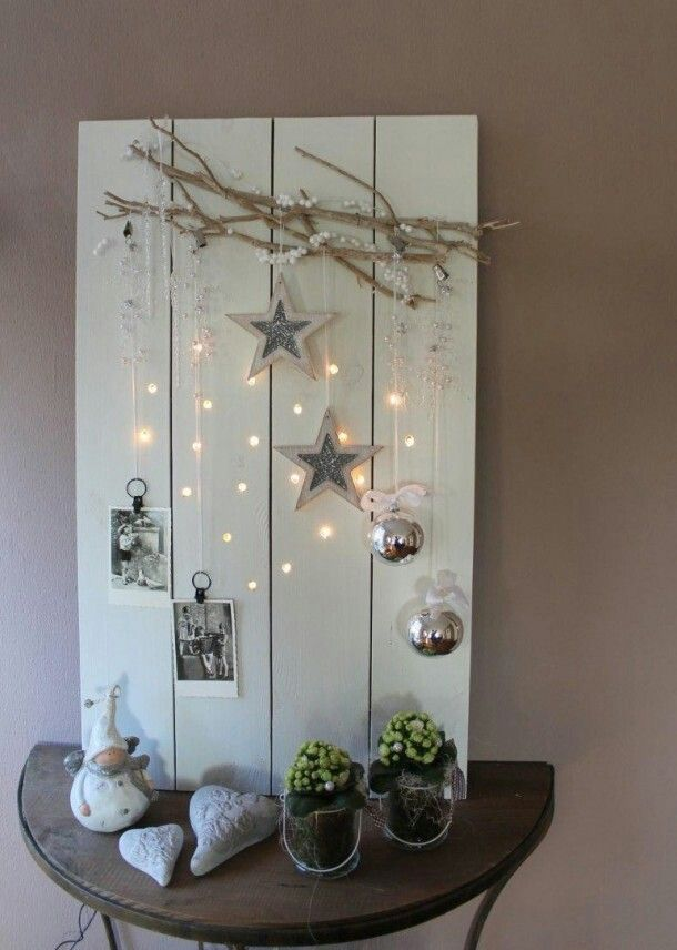 Scandinavian Christmas decor