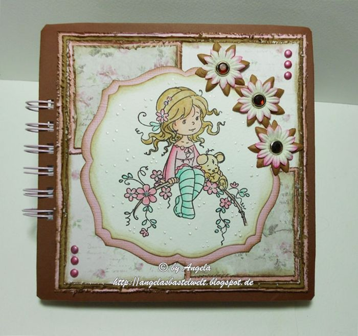 Note pad with Wee Stamp