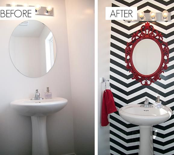 Best 25+ Chevron bathroom ideas on Pinterest