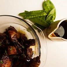 Sticky cola chicken - The Girl Cooks
