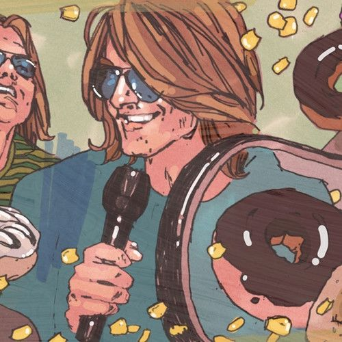 Comedians Discuss Mitch Hedberg's Life and Legacy Ten Years After His Death.  <3