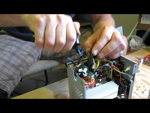 Diy How To Build 12 Volt Power Supply Build Youtube