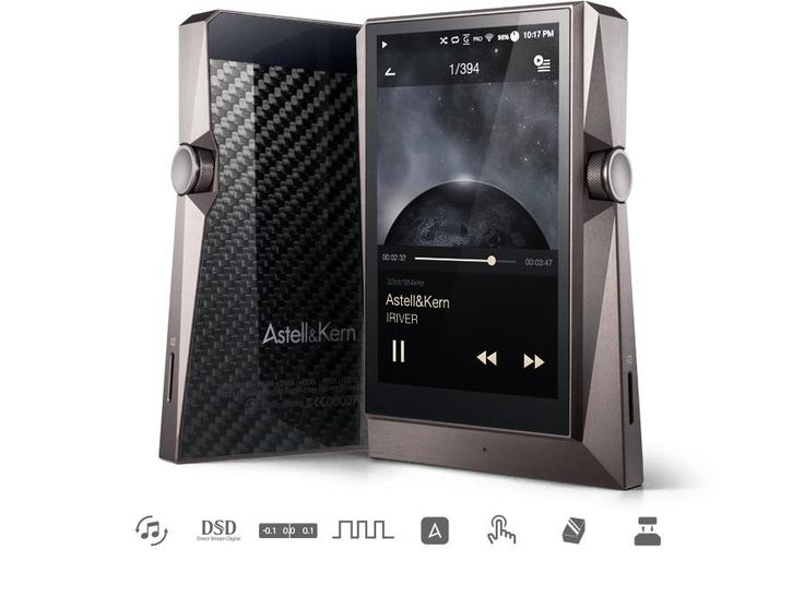 The AK380 from Astell&Kern is simply the best portable player in the world today.