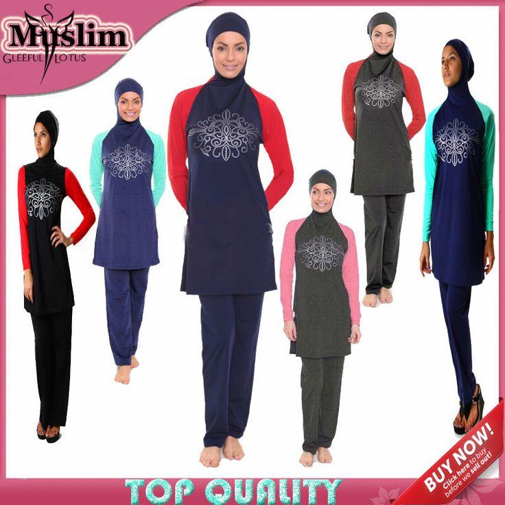 High Quality Swimsuit For Muslim Women Malaysia muslim swimwear islamic clothing arab garment islamic swimsuit hijab swimsuit #Islamic clothing http://www.ku-ki-shop.com/shop/islamic-clothing/high-quality-swimsuit-for-muslim-women-malaysia-muslim-swimwear-islamic-clothing-arab-garment-islamic-swimsuit-hijab-swimsuit/