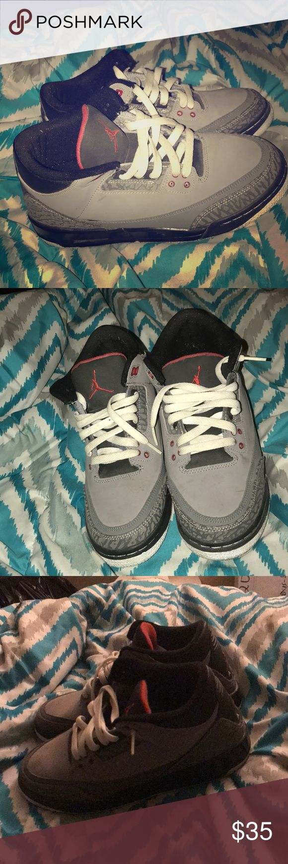 Air Jordan Retro 3's Air Jordan Retro 3's Air Jordan Shoes Sneakers