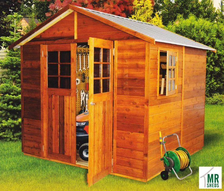 Garden Sheds 8x8 best 25+ cedar sheds ideas only on pinterest | garden shed diy