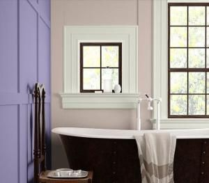20 bathroom paint colors to inspire your redesign bold accents for a traditional bath