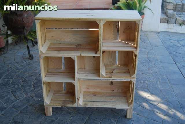 Cajones de madera para decorar buscar con google for Muebles con cajones de madera