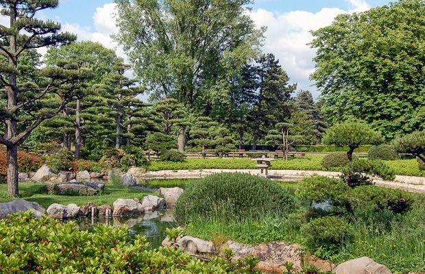 Gonne Dir Eine Auszeit Im Japanischen Garten Im Nordpark Japanischer Garten Restaurant Dusseldorf Ausflug