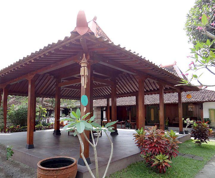 Omah Joglo Kota Gede, Yogyakarta