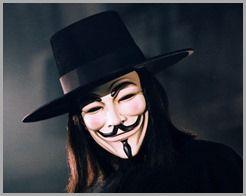 V de Vingança (Vendetta movie)