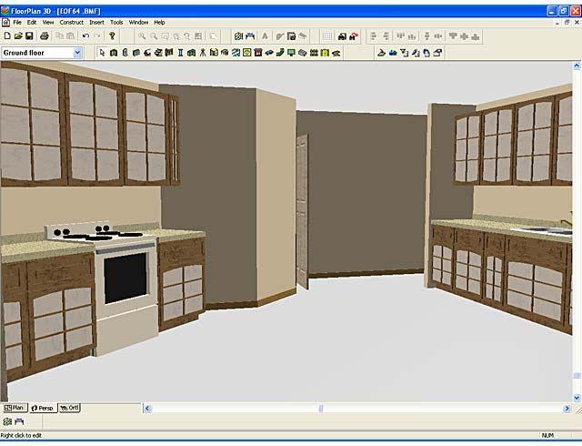 8 best kitchen design tool images on pinterest kitchen for Virtual bathroom design software