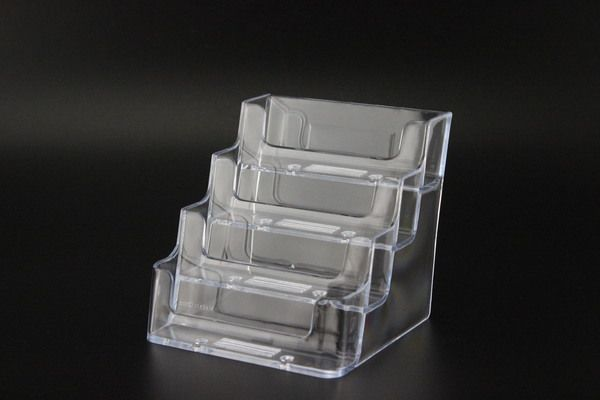 Name Card Trays Box Acrylic Display Rack Card Holder Box Display Rack Exhibition Company Name Card Collection Bo Card Box Holder Acrylic Display Collection Box