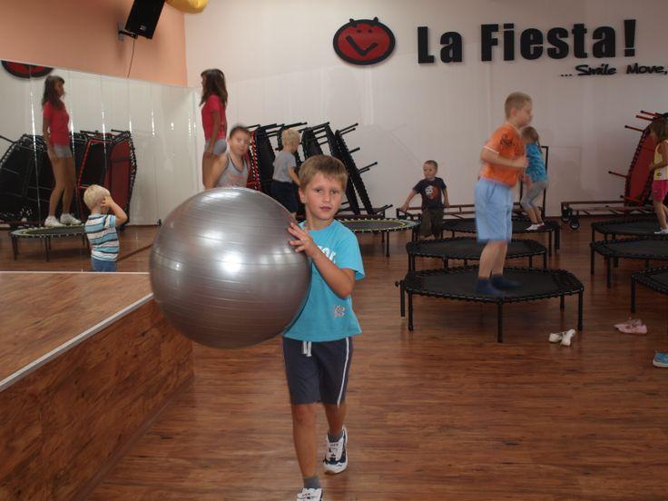 Fitness La Fiesta!