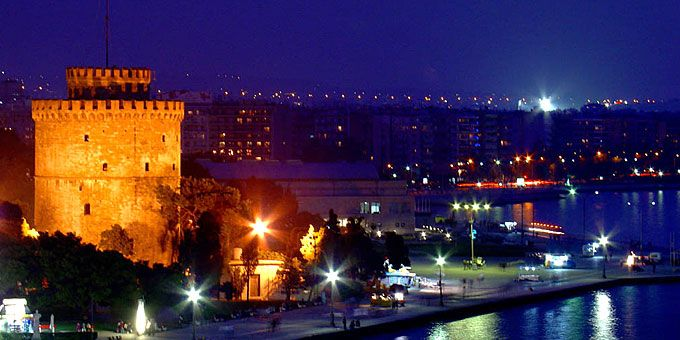 Αξιοθέατα Θεσσαλονίκης - Thessaloniki - Λευκός Πύργος